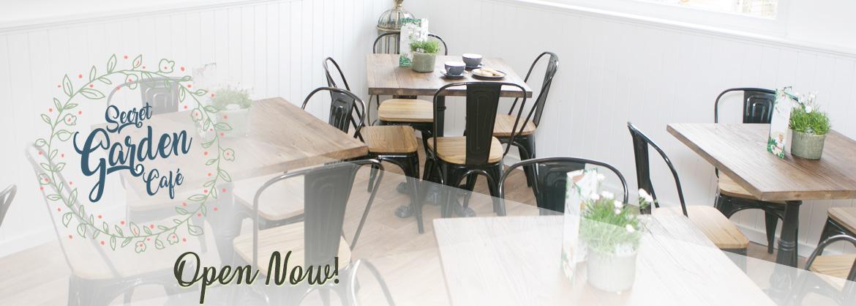 Thorngrove Garden Centre Secret Garden Cafe Now Open