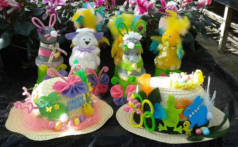 Easter Craft Sessions at Thorngrove Garden Centre